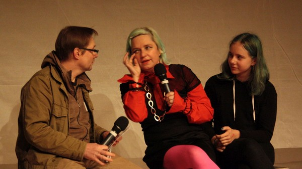 Bild zu FREIES KINO - Mariola Brillowska: ARTISTS ARE PRESENT
