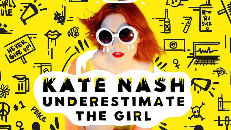 Bild zu Sisters Lumière - Kate Nash: Underestimate the Girl